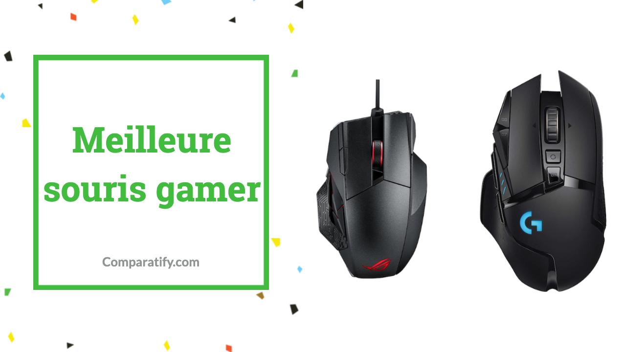 Meilleure souris gamer