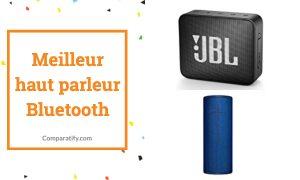 Meilleur haut parleur Bluetooth