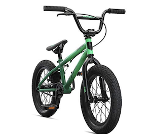 Meilleur vélo BMX - BMX Mongoose L16 Green 2020