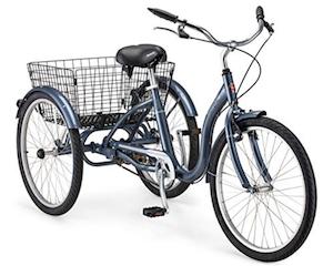 Meilleur vélo BMX Schwinn Meridian Tricycle pour Adulte 61