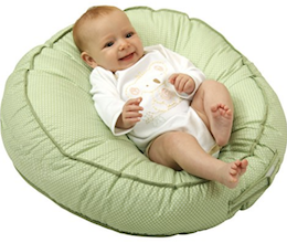 Meilleure chaise longue - Leachco Podster Sling-Style Infant Seat Lounger