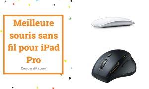 Meilleure souris sans fil pour iPad Pro