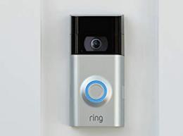 meilleur visiophone sans fil: Ring Video Doorbell 2