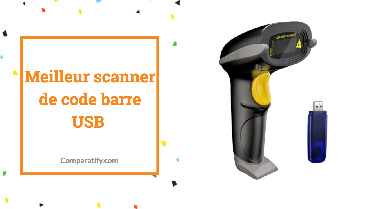 Meilleur scanner de code barre USB