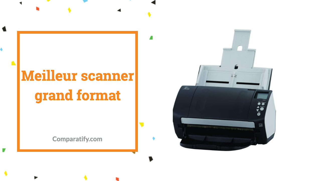 Meilleur scanner grand format