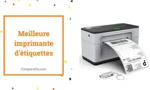 meilleure imprimante d'étiquettes pour petite entreprise