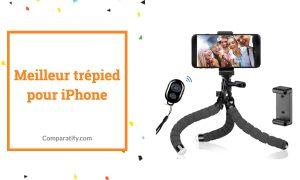 Meilleur trépied pour iPhone